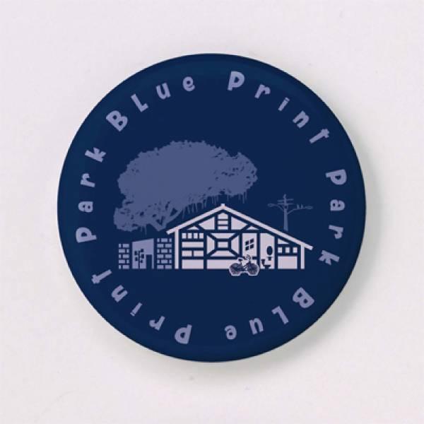 胸章-台南彩色建築系列(大) 徽章,胸章,別針,台南,古蹟,建築