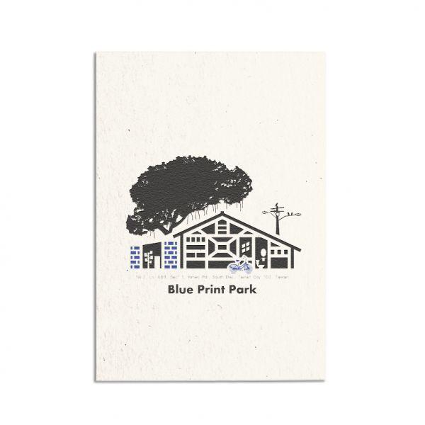 明信片-黑白建築系列 臺南,明信片,旅行紀念,古蹟,建築