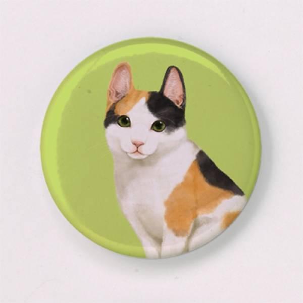 胸章-友善寵物系列(大) 徽章,胸章,別針,寵物