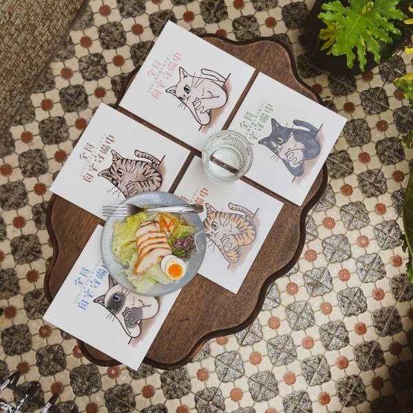 |防疫限量款|貓咪守備員餐墊隔熱墊 /共5款 餐墊,隔熱墊,居家生活,廚房用品,生日禮物,聖誕禮物,祝賀禮物,結婚禮物,節慶禮物,交換禮物,伴手禮,禮贈品,紀念品,情人節,母親節,父親節,兒童節,台南,台灣,文創,原印臺南,疫情,武漢肺炎,COVID-19,限定商品,居家隔離