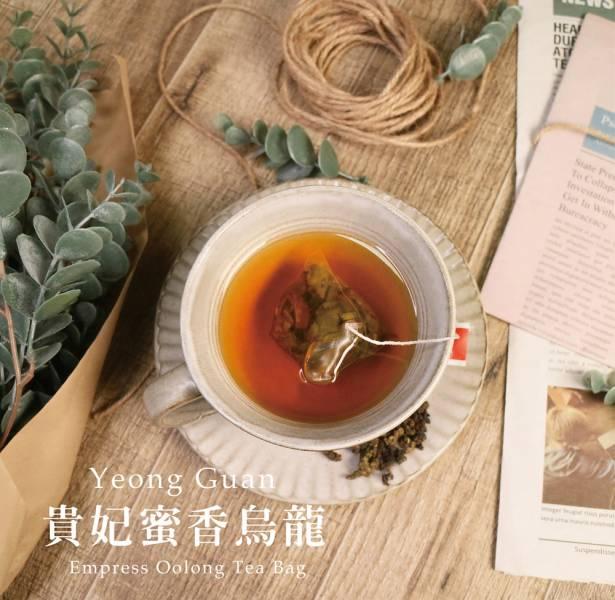 貴妃蜜香烏龍茶(40入)