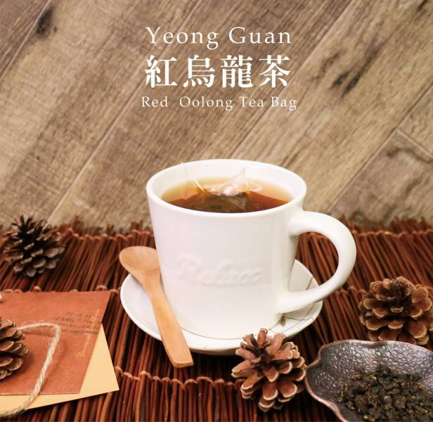 紅烏龍茶(40入)