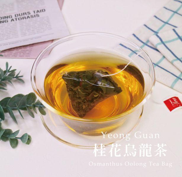 桂花烏龍茶(40入)