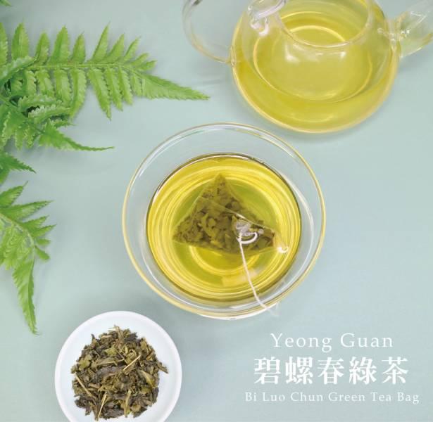 碧螺春綠茶(40入)