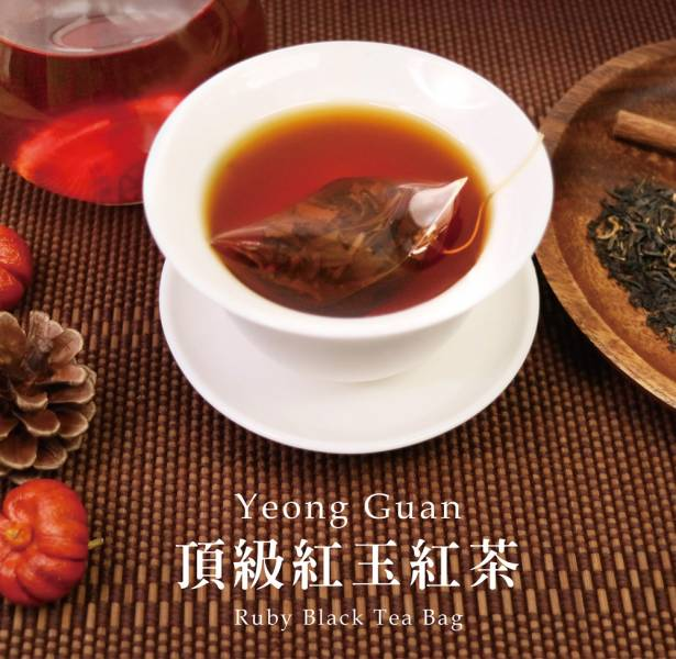 頂級紅玉紅茶(40入)