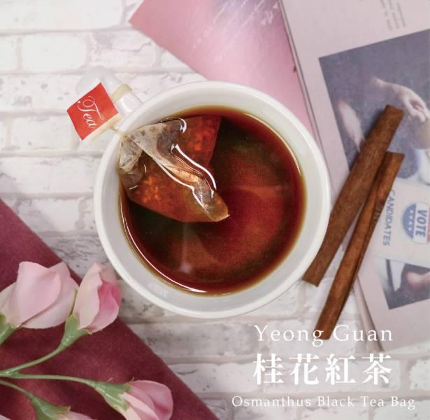 桂花紅茶(40入)