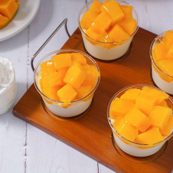 芒果鮮奶酪 台灣愛文芒果、奶烙、台灣芒果、愛文、愛文芒果、芒果奶烙、芒果口味