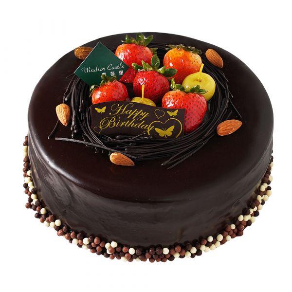 鳥巢巧克力 6-18吋 蛋糕、生日蛋糕、生日、好吃蛋糕、基隆蛋糕、巧克力蛋糕、巧克力