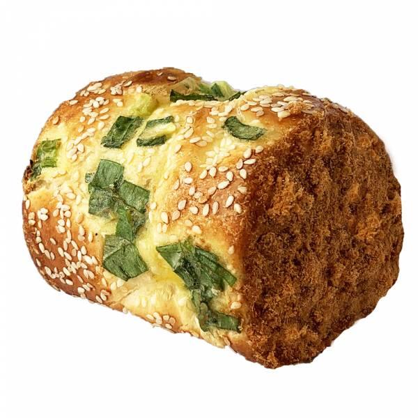 蔥花肉鬆卷 20種麵包隨你選!