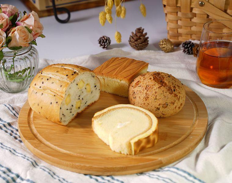 A餐盒-80元/蛋奶素 餐盒、麵包、便宜、小餐盒、餐包