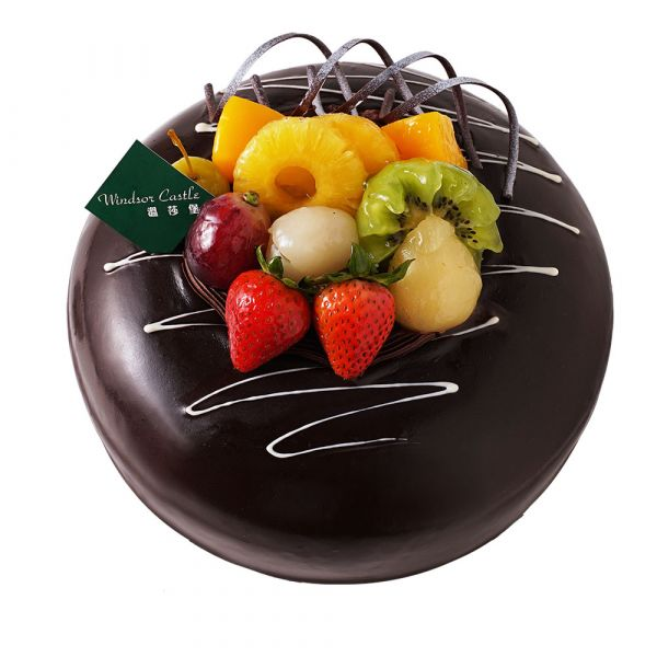 濃情巧克力 6-18吋 蛋糕、生日蛋糕、生日、好吃蛋糕、基隆蛋糕、巧克力蛋糕、巧克力
