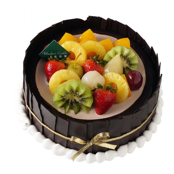 什錦巧克力 6-18吋 蛋糕、生日蛋糕、生日、好吃蛋糕、基隆蛋糕、巧克力蛋糕、巧克力、草莓蛋糕