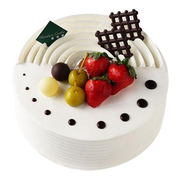 雪之戀 6-18吋 蛋糕、生日蛋糕、生日、好吃蛋糕、基隆蛋糕、水果蛋糕、水果蛋糕
