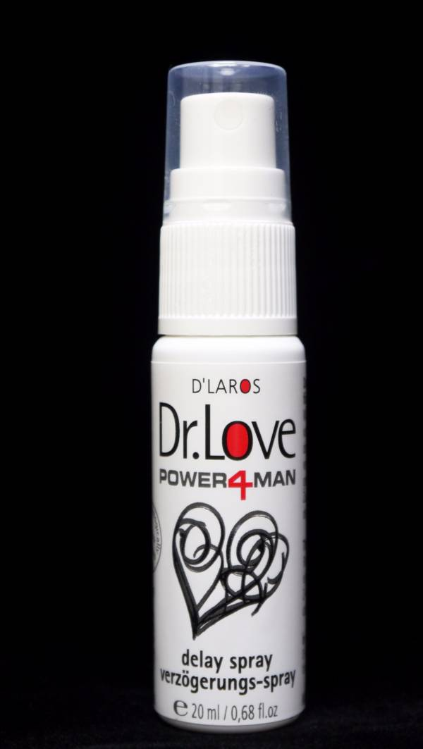 德國Dr.Love Power4MAN延時噴霧 20ml 持久 延時