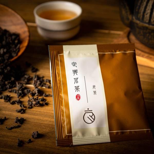 【老茶茶包禮盒 30入/盒 】
