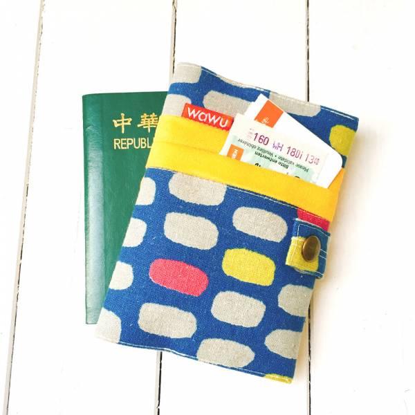 護照套 (日布琉璃丸)  接單生產* 護照套,passportcase,パスポートケース
