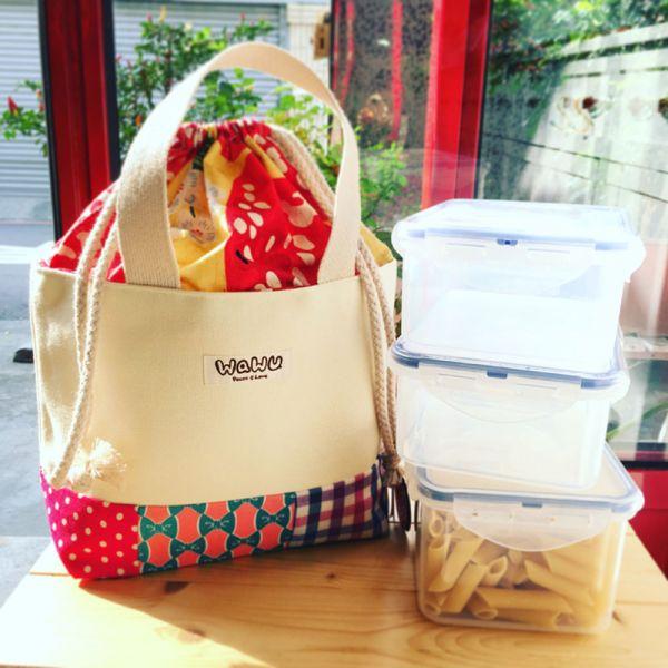 束口手提袋 (百寶) 早午餐, 便當袋 接單生產* 便當袋,午餐袋,快餐袋,手提包,早餐袋,束口袋
