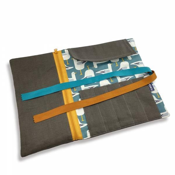 筆捲, 工具袋 (鴿兒們) 接單生產* 筆捲,工具袋,筆袋,餐具袋,卷軸式筆捲