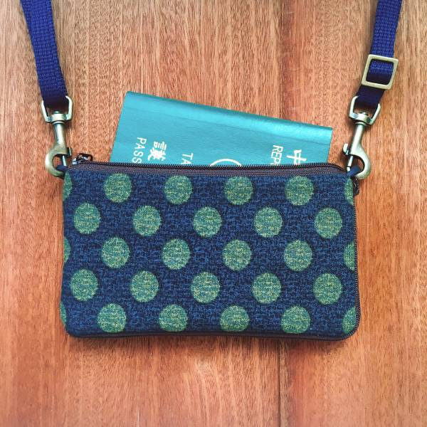 多功手機包 Plus & Max (日藍丸) 接單生產* 手機袋,phonebag,携帯カバー,手機包,隨身小包,手工包,包包,Purses,かばん,カバン,鞄,手作包,布包 ,handmadebag,バッグ,ポーチ,布小物,布小物雑貨