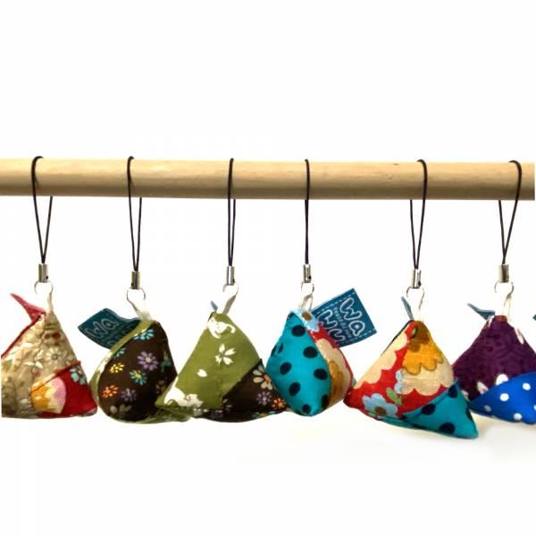 小粽子吊飾 接單生產* 吊飾串,三角吊飾,禮物,禮盒包裝,台灣伴手禮