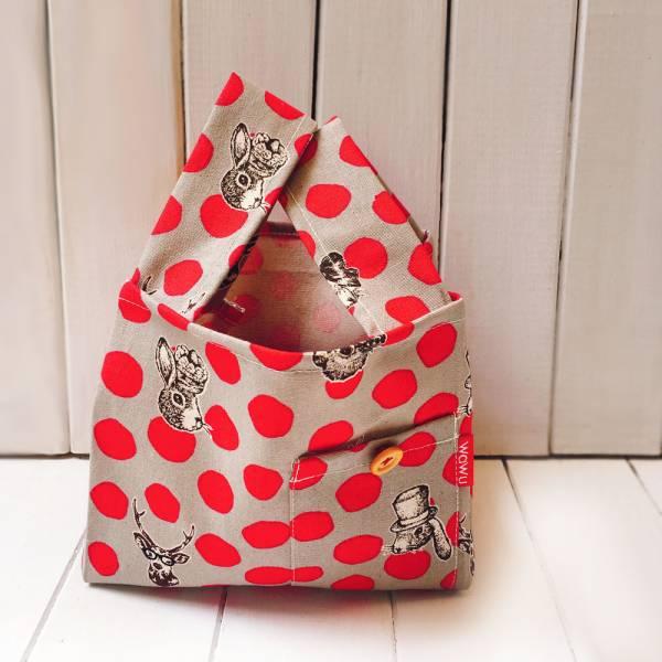 半斤購物袋 (愛麗絲) 接單生產* 半斤袋,環保袋,購物袋, ShoppingBag, エコバッグ