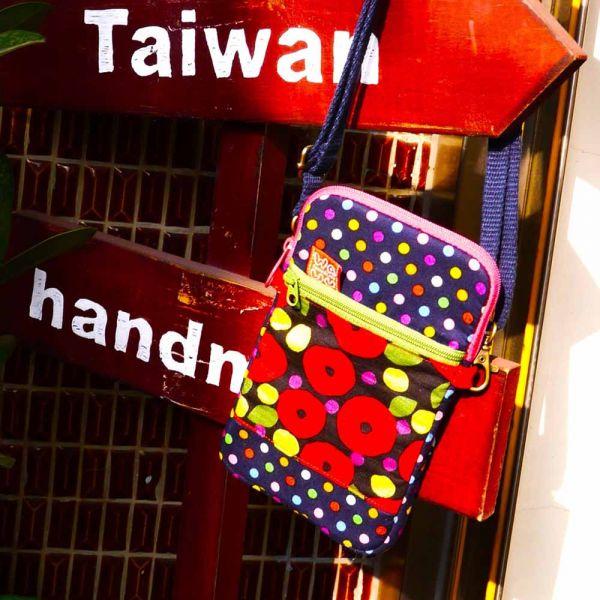 拉鍊手機包 Plus 款 (繽紛軟糖) 手機袋,phonebag,携帯カバー,手機包