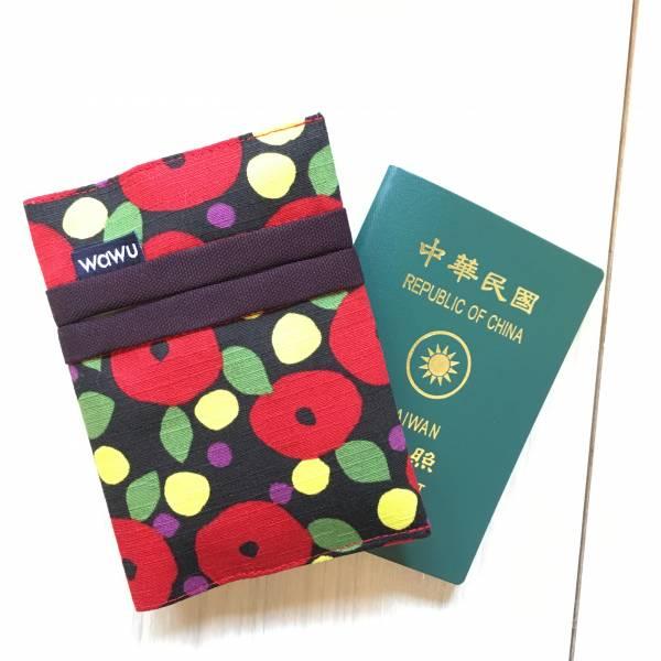 護照套 (日布深香紫)  接單生產* 護照套,passportcase,パスポートケース