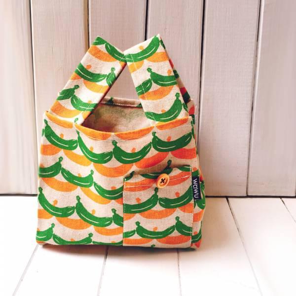 半斤購物袋 (芭娜娜) 接單生產* 半斤袋,環保袋,購物袋, ShoppingBag, エコバッグ
