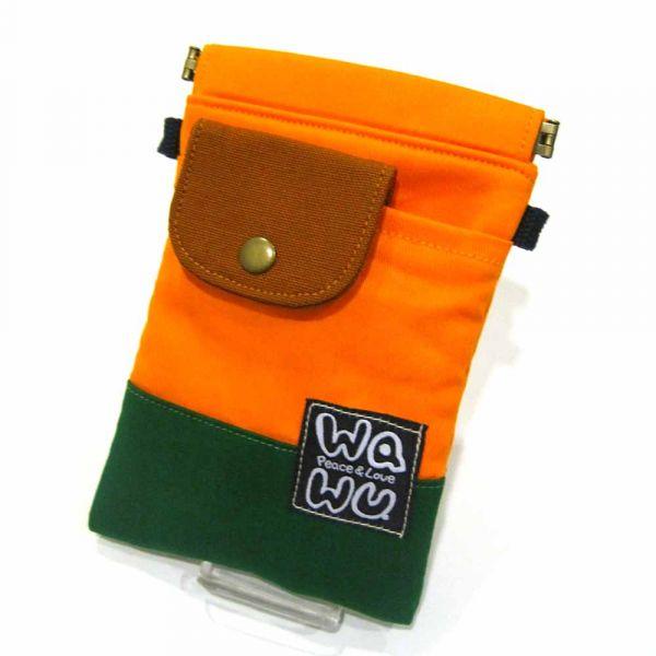 褲頭包 (小學黃) 手機袋,phonebag,携帯カバー,手機包,隨身小包,手工包,包包,Purses,かばん,カバン,鞄,手作包,布包 ,handmadebag,バッグ,ポーチ,布小物,布小物雑貨