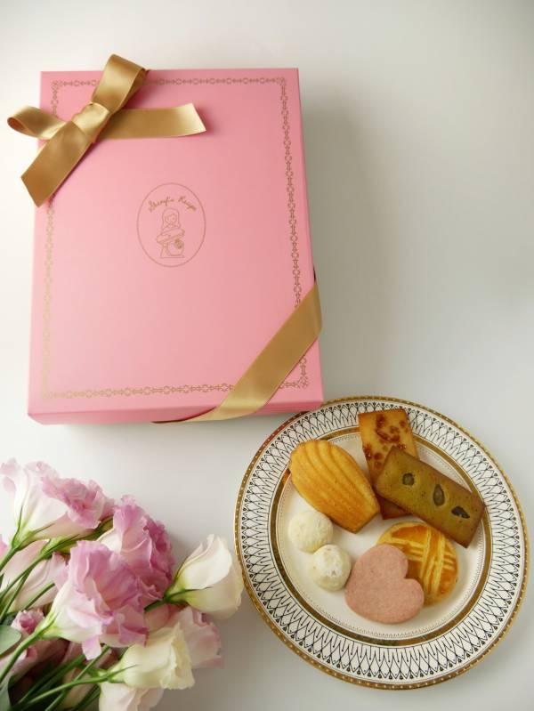 法式手作喜餅禮盒 喜餅,常溫禮盒,禮盒,結婚