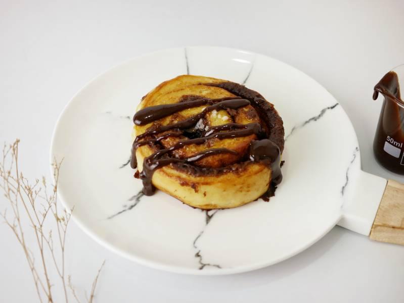 究極黑糖麻糬肉桂捲 防疫,司康,肉桂捲,法式甜點,手作甜點,宅配甜點