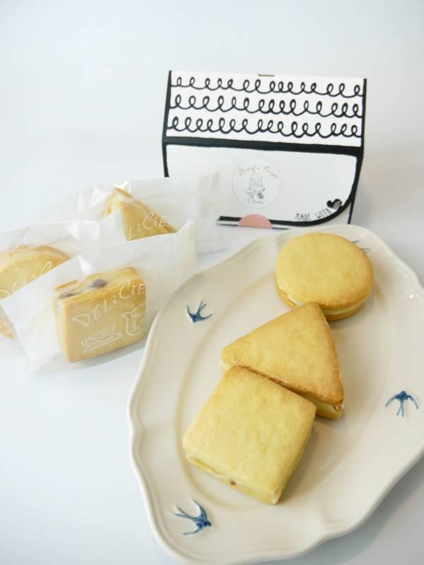 蘭姆葡萄夾心餅乾(魷魚遊戲特別版) 蘭姆葡萄夾心、魷魚遊戲,法式甜點,手作甜點,宅配甜點