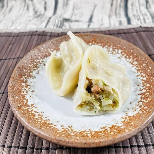 高麗菜手工水餃 (700g) (約40粒)  高麗菜手工水餃,高麗菜,手工,水餃,全素,素食,