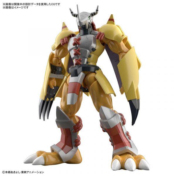 預購10月 萬代 BANDAI 組裝模型 FRS 數碼寶貝 戰鬥暴龍獸 動畫版
