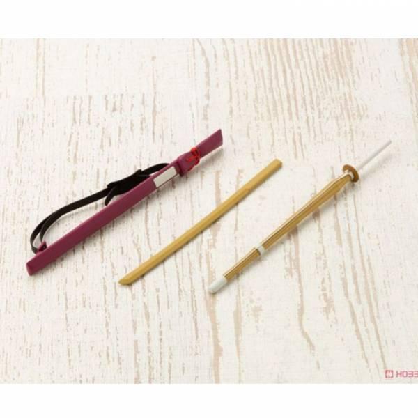 預購9月 壽屋 MSG 武裝零件 MW46 竹劍&木劍 組裝模型