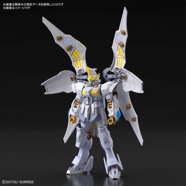 預購11月 萬代 BANDAI 組裝模型 HG 1:144 天堂聖徒鋼彈