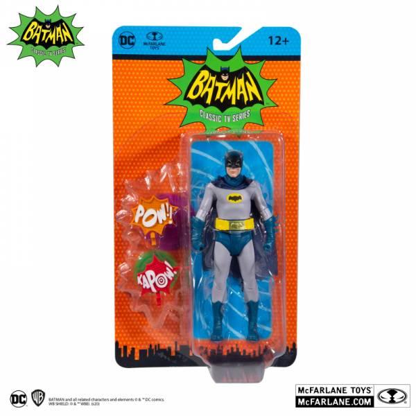 預購08月 麥法蘭 6吋 DC RETRO 1966 蝙蝠俠