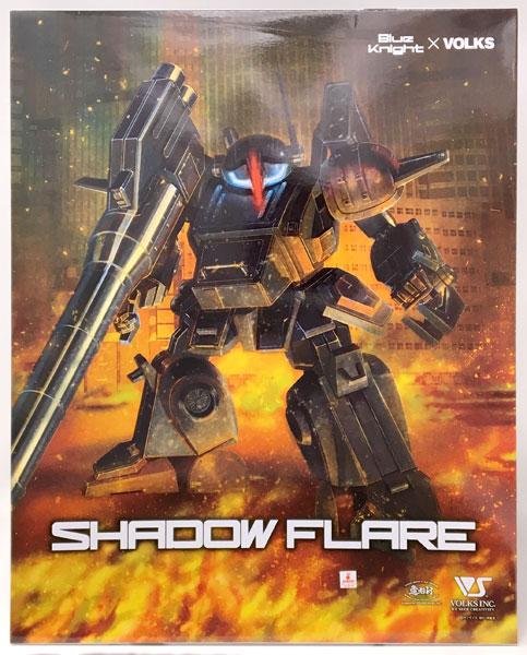 代理版 VOLKS 1/24 裝甲騎兵外傳 青之騎士 A-T SHADOW FLARE
