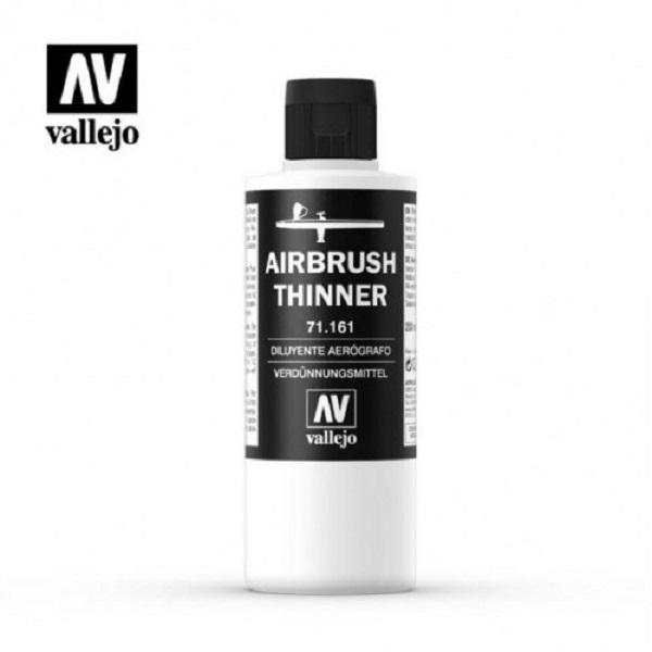 西班牙 Vallejo AV水性漆 Model Air 71161 噴槍稀釋液 200ml