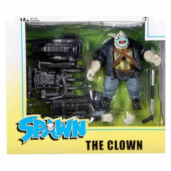代理 麥法蘭 7吋 閃靈悍將 THE CLOWN 小丑 豪華組