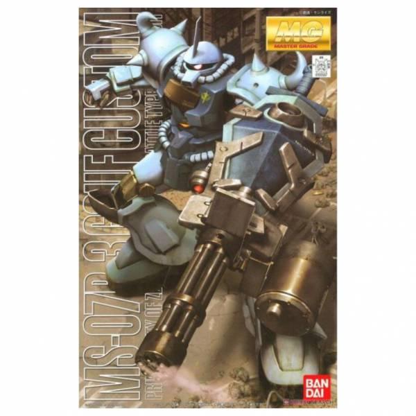萬代 BANDAI 1/100 鋼彈模型 MG 古夫特裝型 組裝模型