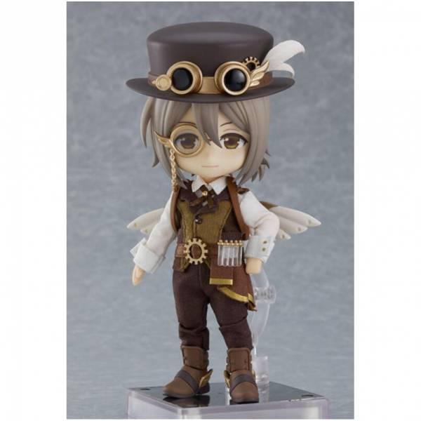 預購22年2月 代理版 GSC 黏土人 黏土娃 發明家 Kanou