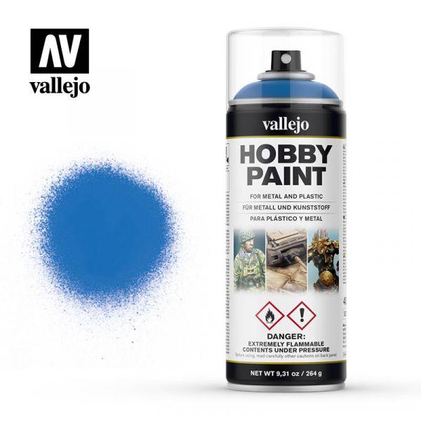 西班牙 Vallejo AV水性漆 HOBBY PAINT 28030 噴罐-魔法藍色-400ml