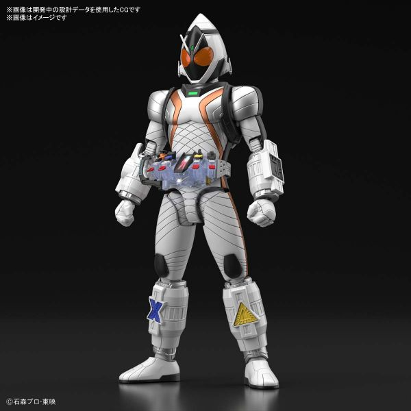 預購09月 萬代 BANDAI Figure-rise Standard 假面騎士FOURZE 基本形態