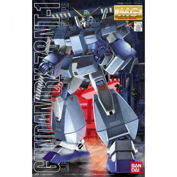 萬代 BANDAI 1/100 鋼彈模型 MG 鋼彈NT-1 組裝模型