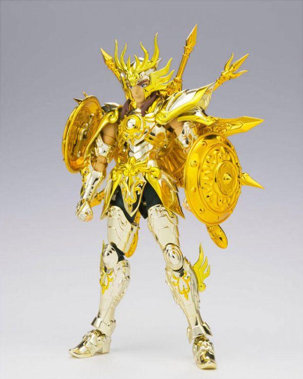 預購9月 代理版 聖鬥士聖衣神話EX 天秤座 童虎 神聖衣 黃金魂 再版 免訂金
