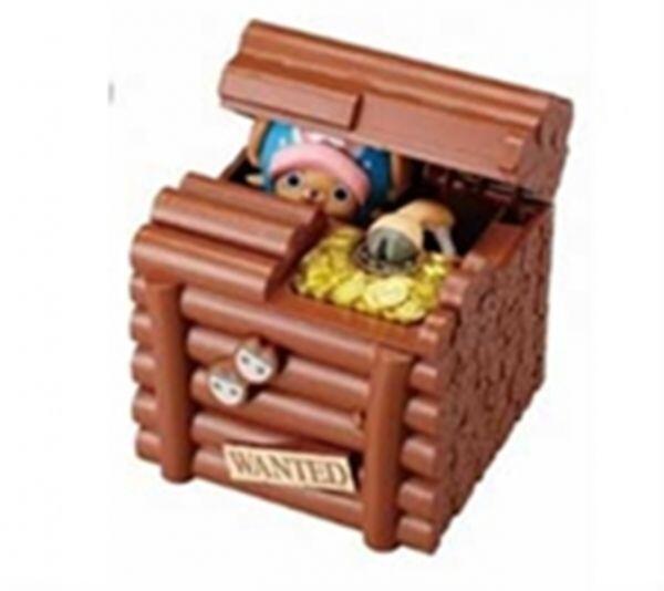 SHINE 惡作劇銀行 BANK 航海王 海賊王 喬巴 偷錢存錢筒
