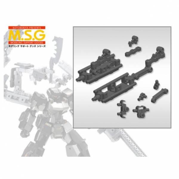 代理版 壽屋 MSG武裝零件 MJ01 機甲配件01 Flexibla Arms Type A