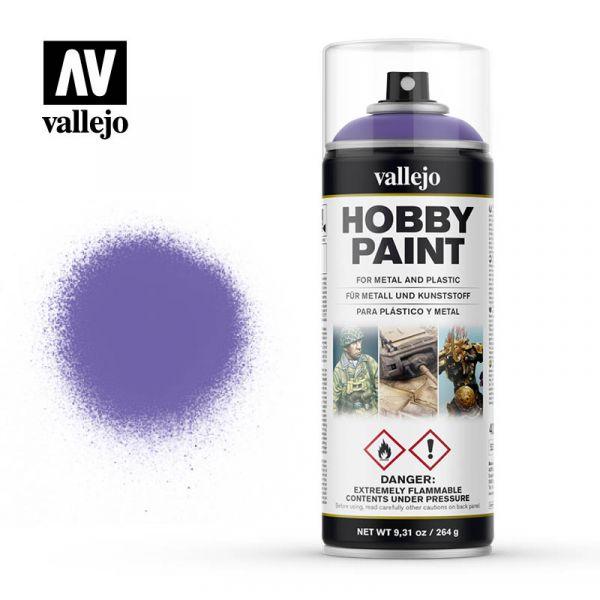 西班牙 Vallejo AV水性漆 HOBBY PAINT 28025 噴罐-異形紫色-400ml