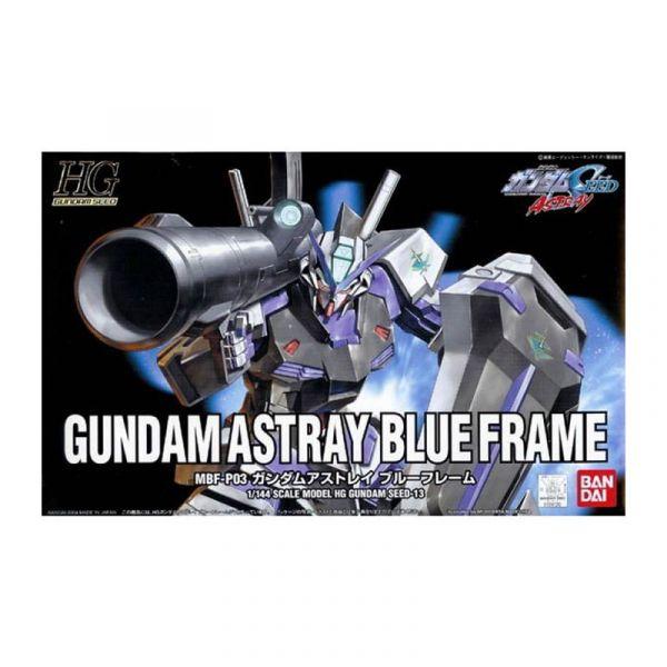萬代 BANDAI 1/144 鋼彈模型 HG SEED #13 藍異端鋼彈 組裝模型